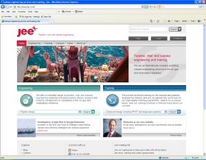 Jee new website